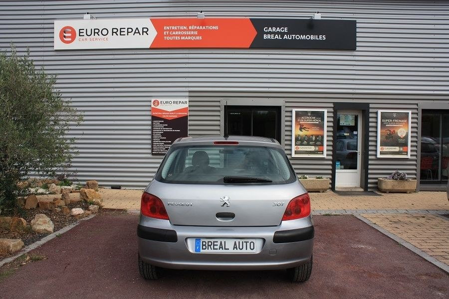 Peugeot 307 1.6 I 110 5P