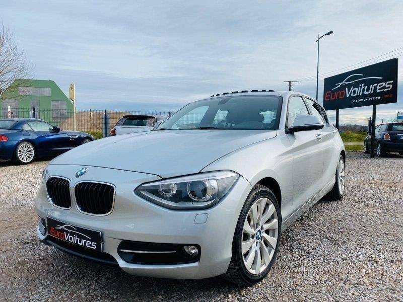 BMW Série 1 1.18D PACK SPORT