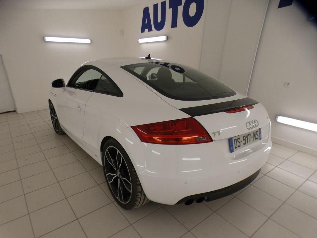 Audi TT 2.0 TFSI 200CH S line