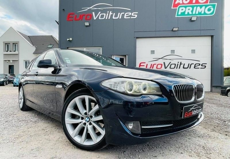 BMW Série 5 Touring 530DA 245cv BVA8 LUXURY