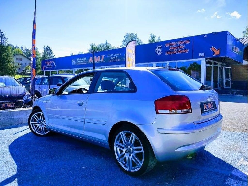 Audi A3 2.0 TDI 170 Ambiente DPF