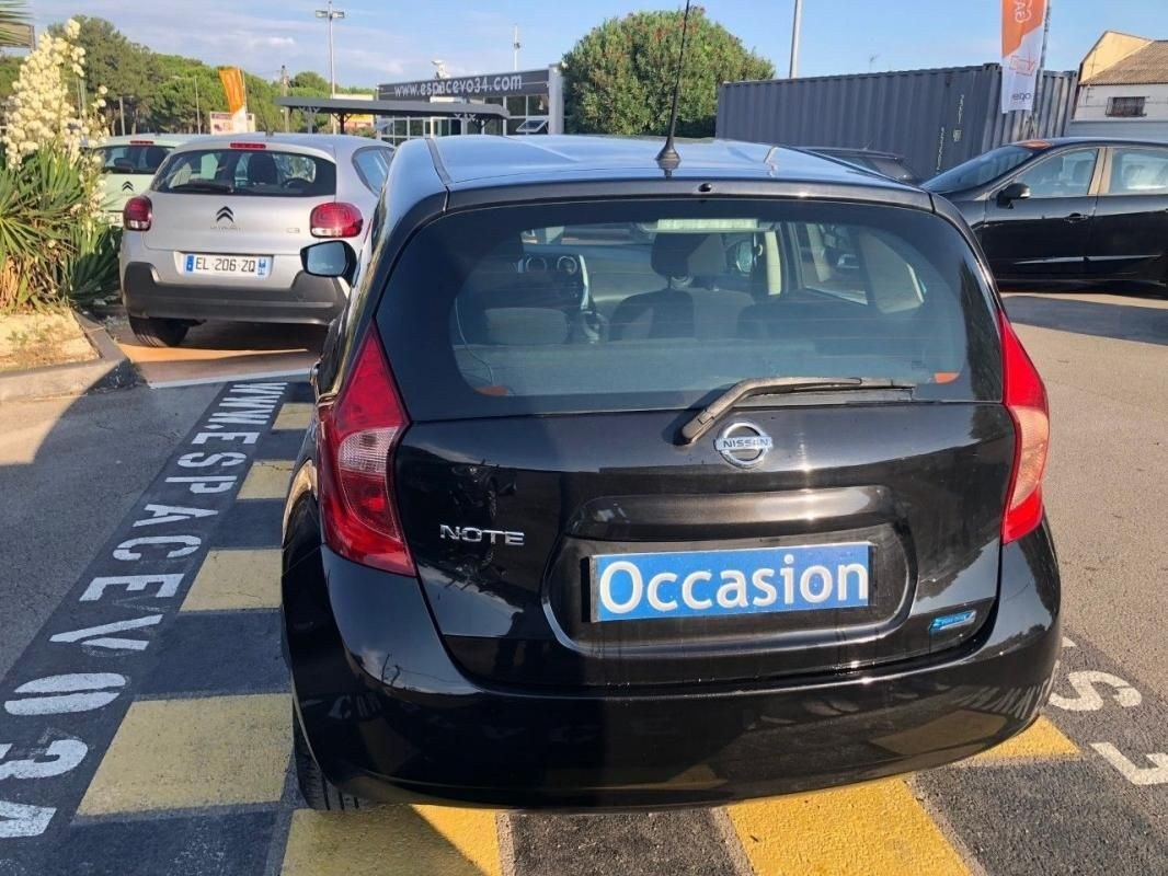 Nissan Note 1.5 DCI 90CH ACENTA