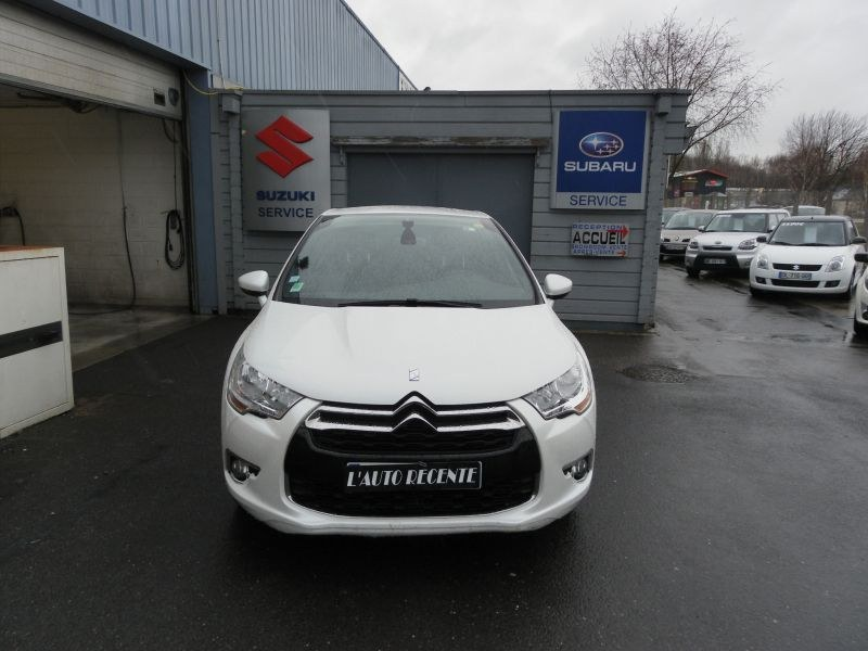Occasion DS DS4 COMPIEGNE 60200