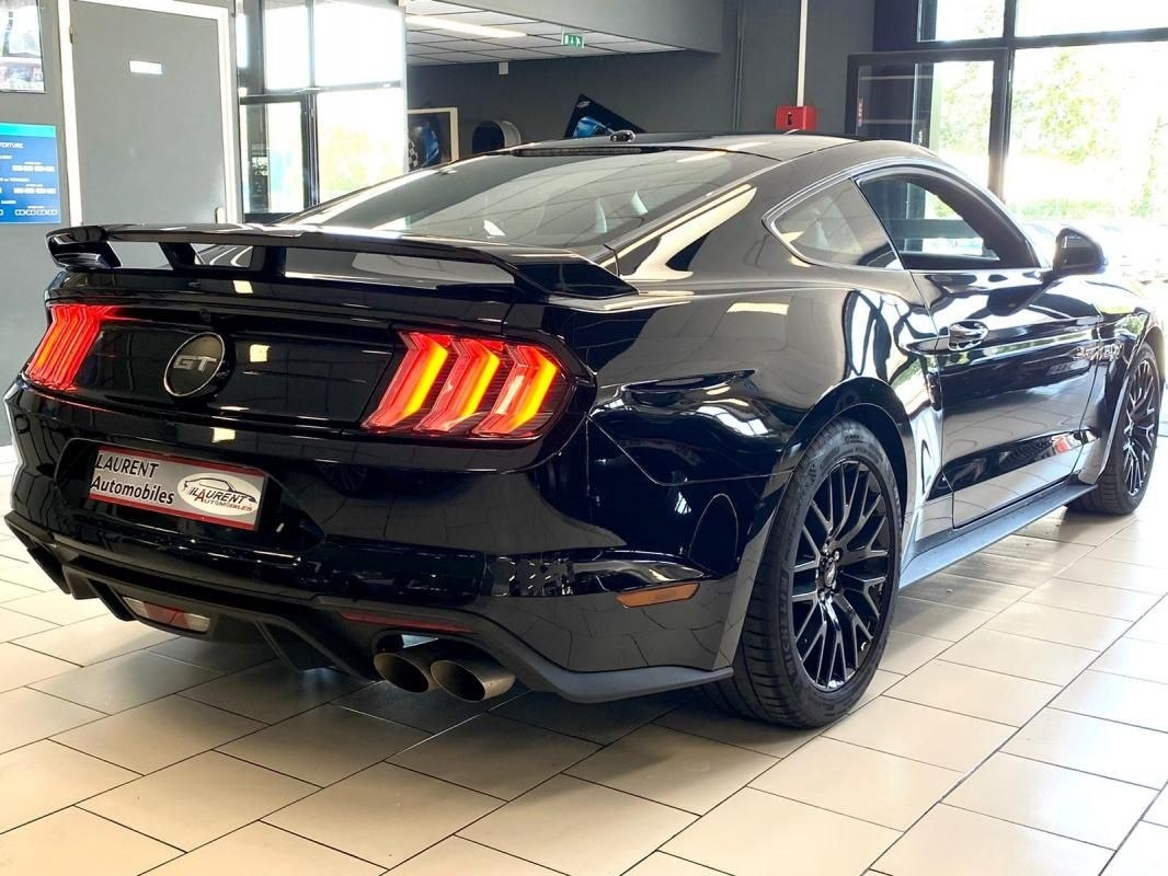 Ford Mustang 5.0 V8 450 CV GPS CAMERA MALUS INCLUS