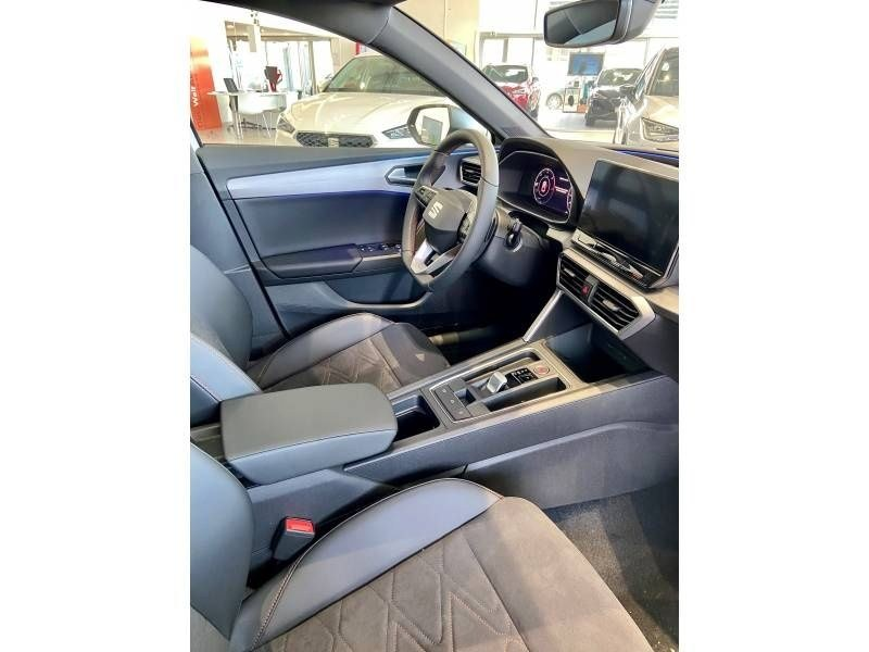 Seat Leon e-Hybrid 204 ch DSG6 FR