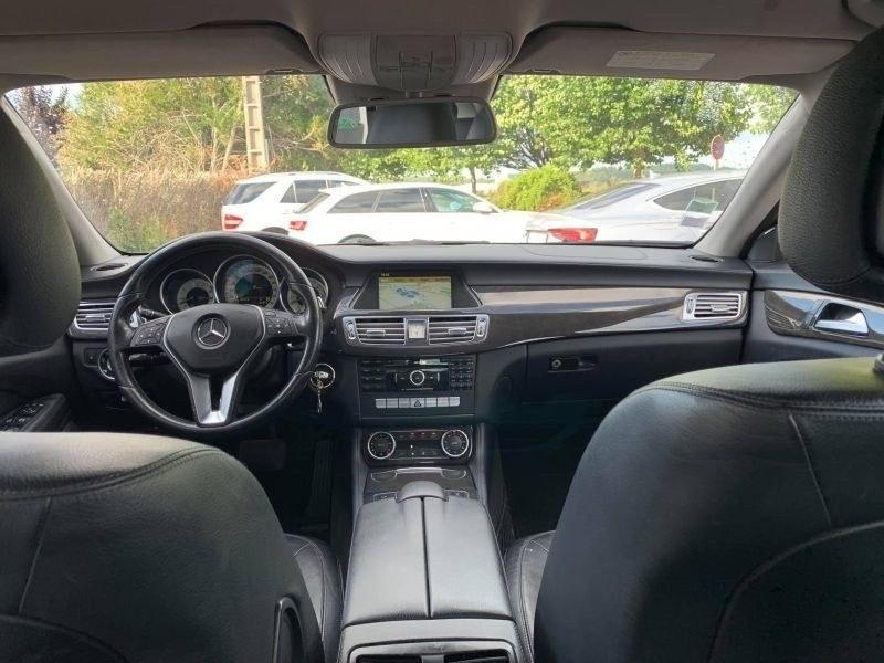 Mercedes Classe CLS 350 CDI 265CV BVA 7 FACELIFT PACK FASCINATION