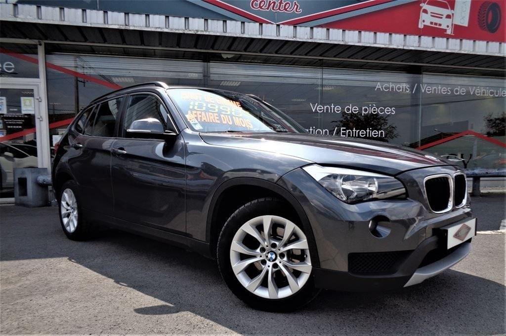 BMW 116 X1 S DRIVE 2.0L D CH PREMIERE