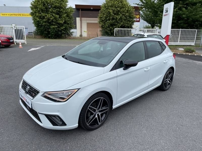 Seat Ibiza 1.0 EcoTSI 115 ch S/S BVM6 FR