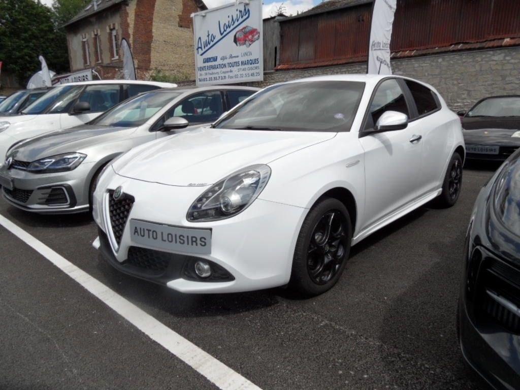 Alfa Romeo Giulietta 14 TJET 150 SPORTIVA SERIE LIMITEE A EXEMPLAIRES