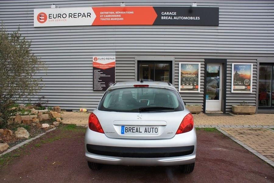 Peugeot 207 1.4 HDI 70 STYLE 5P
