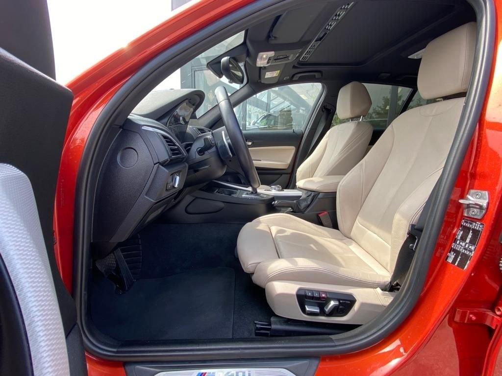 BMW 140i SERIE 1 M 140 IA SDRIVE 340 CV CUIR T.O CAMERA