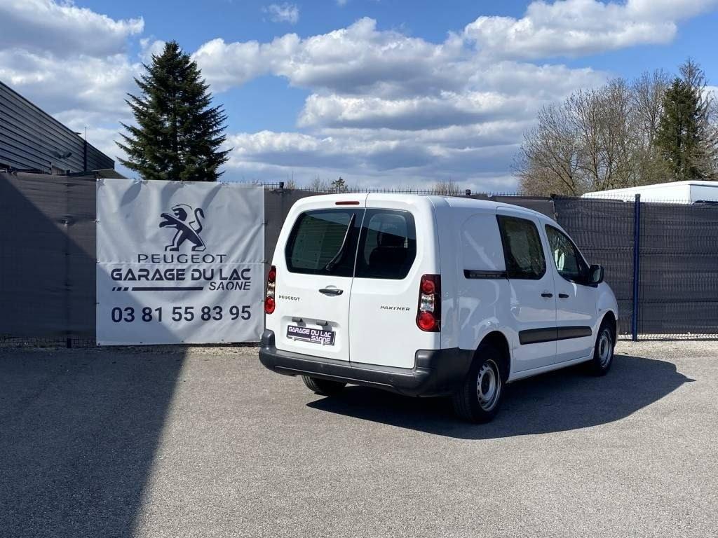 Peugeot Partner Cabine Approfondie (2) BLUEHDI 100 APPROF LONG PRO
