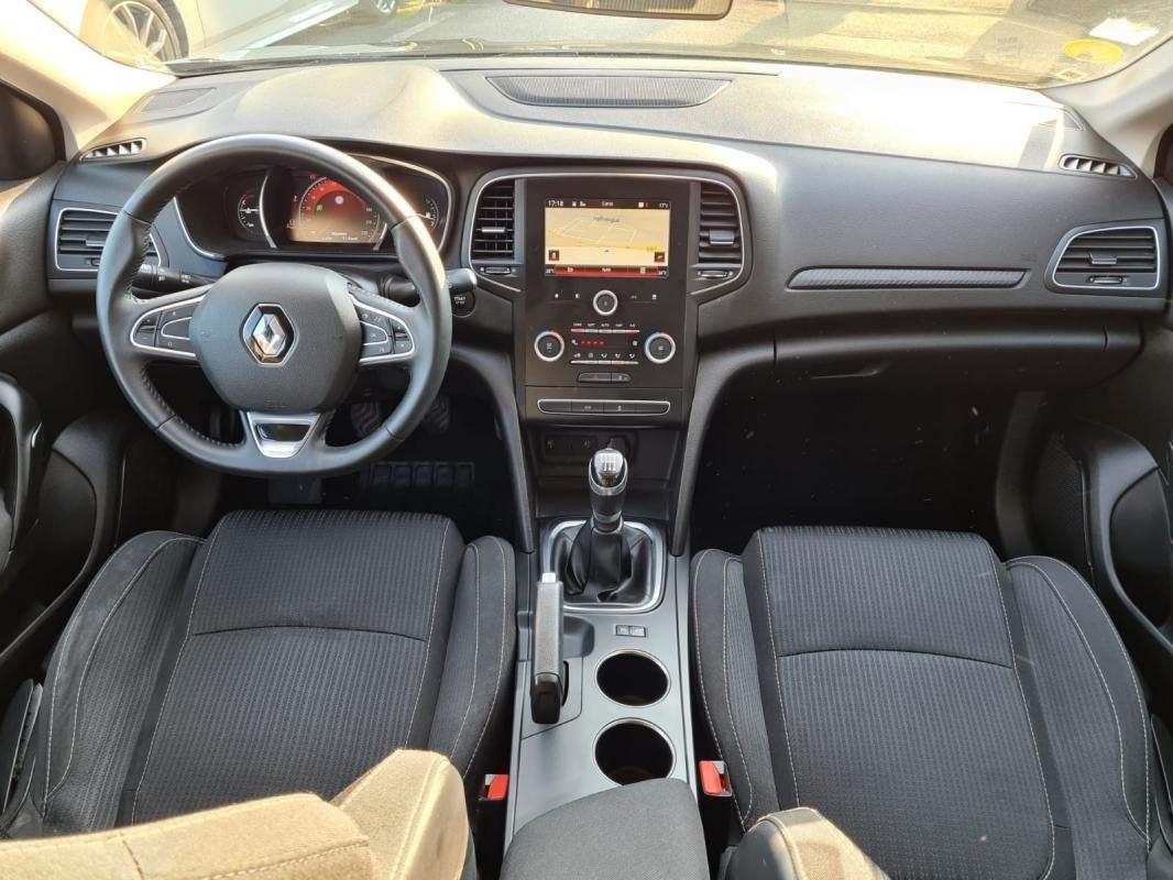 Renault Mégane 1.5 DCI 90 CV GPS
