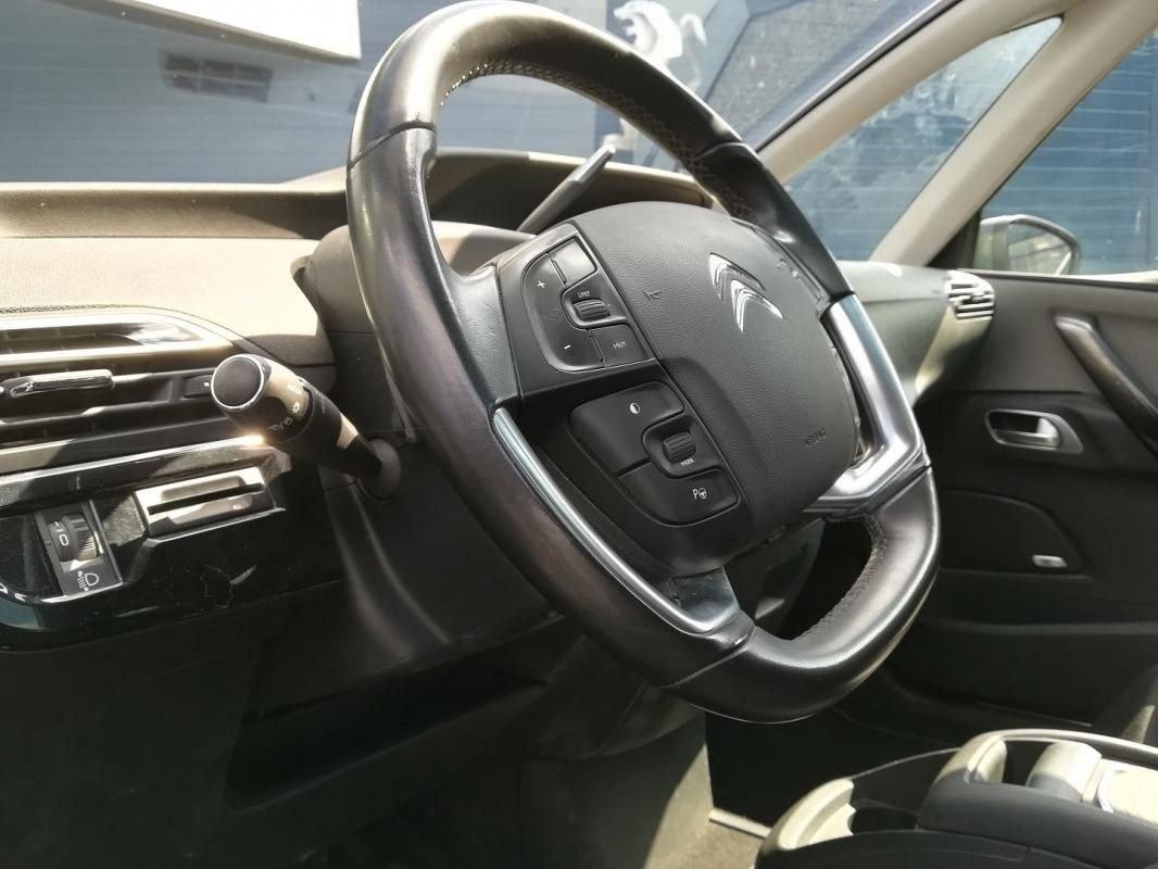 Citroën Grand C4 Picasso E-HDI 115CH EXCLUSIVE ETG6