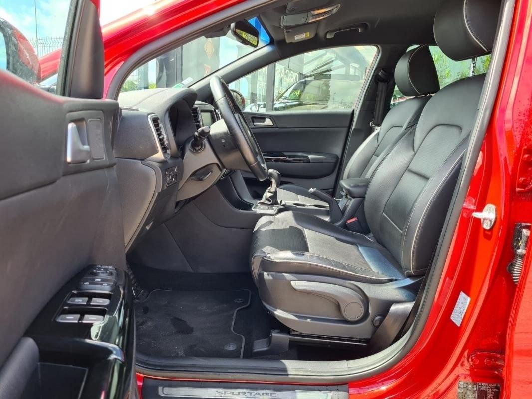 Kia Sportage 1.7 CRDI 115 CV GPS CAM