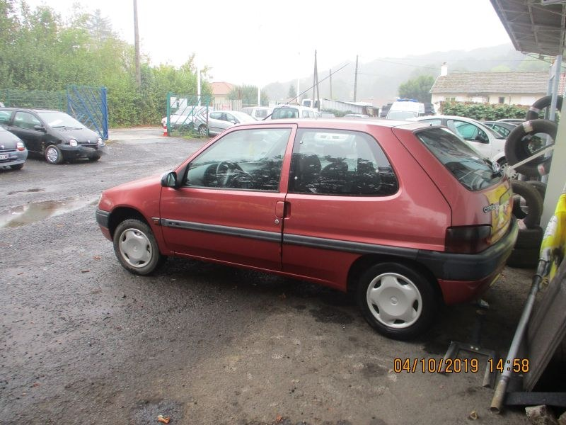 Occasion Citroën Saxo ARPAJON SUR CERE 15130