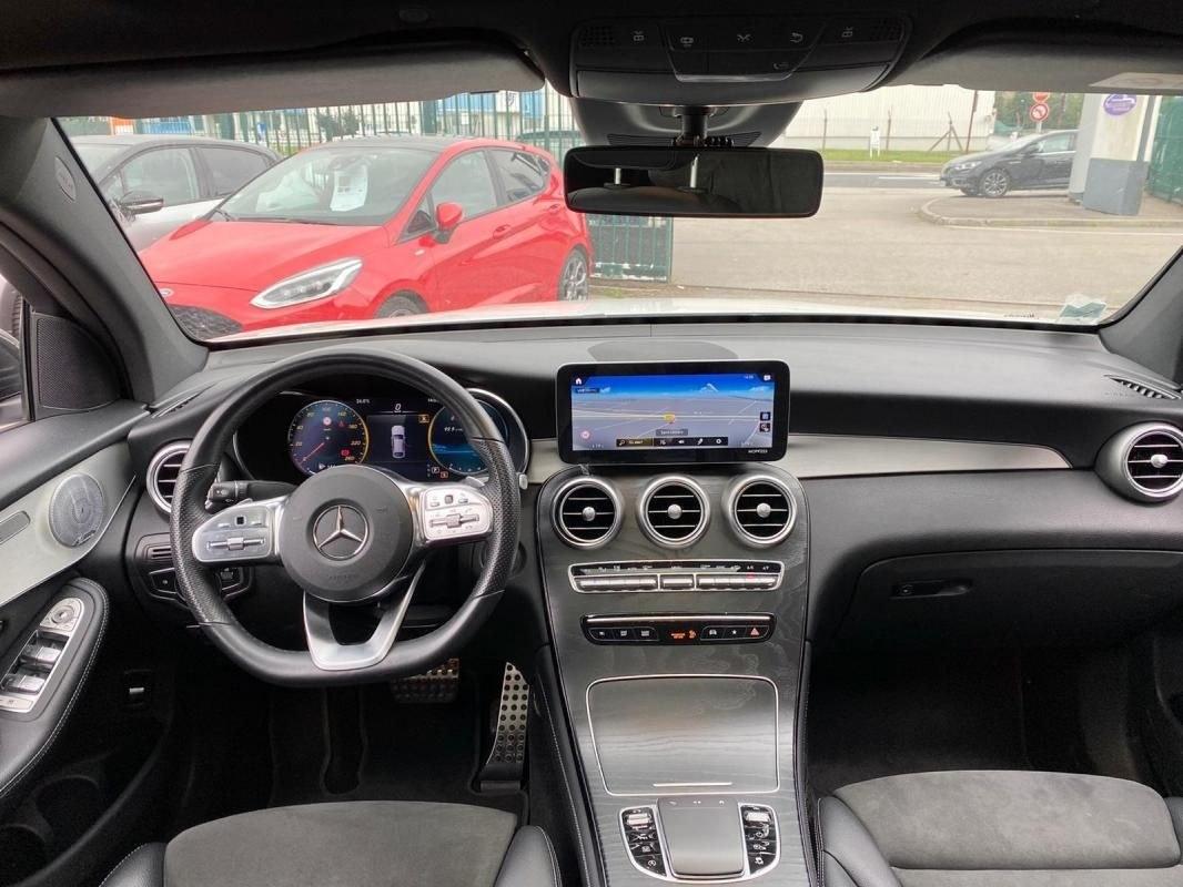 Mercedes classe glc 220 D 194 CV 4MATIC BVA GPS