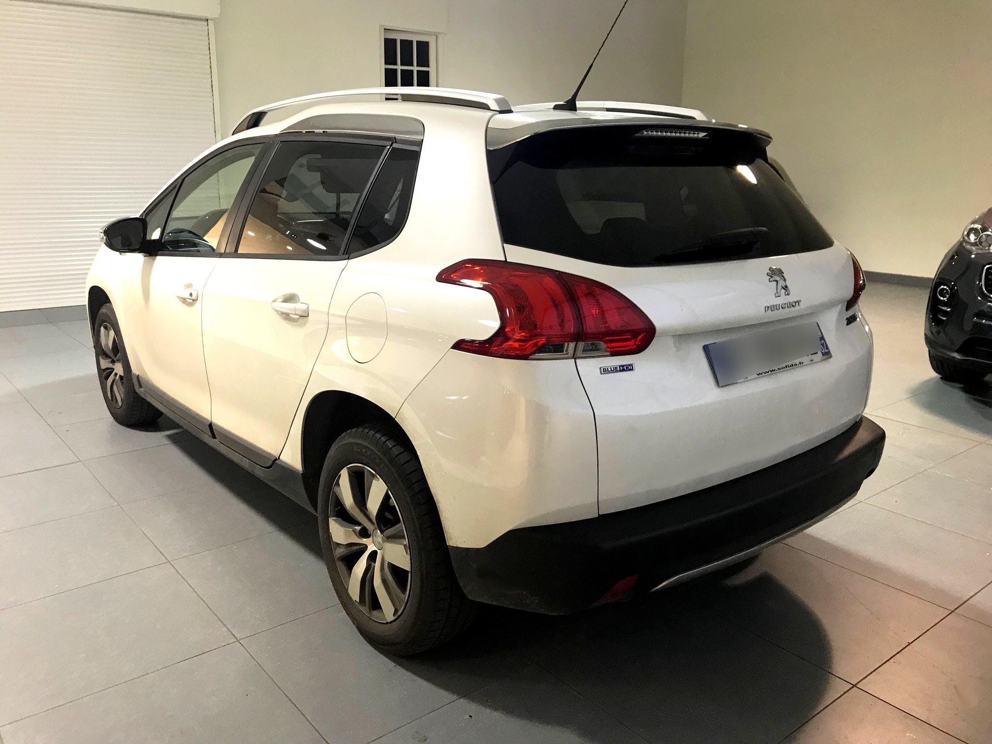 Occasion Peugeot 2008 BETHUNE 62400