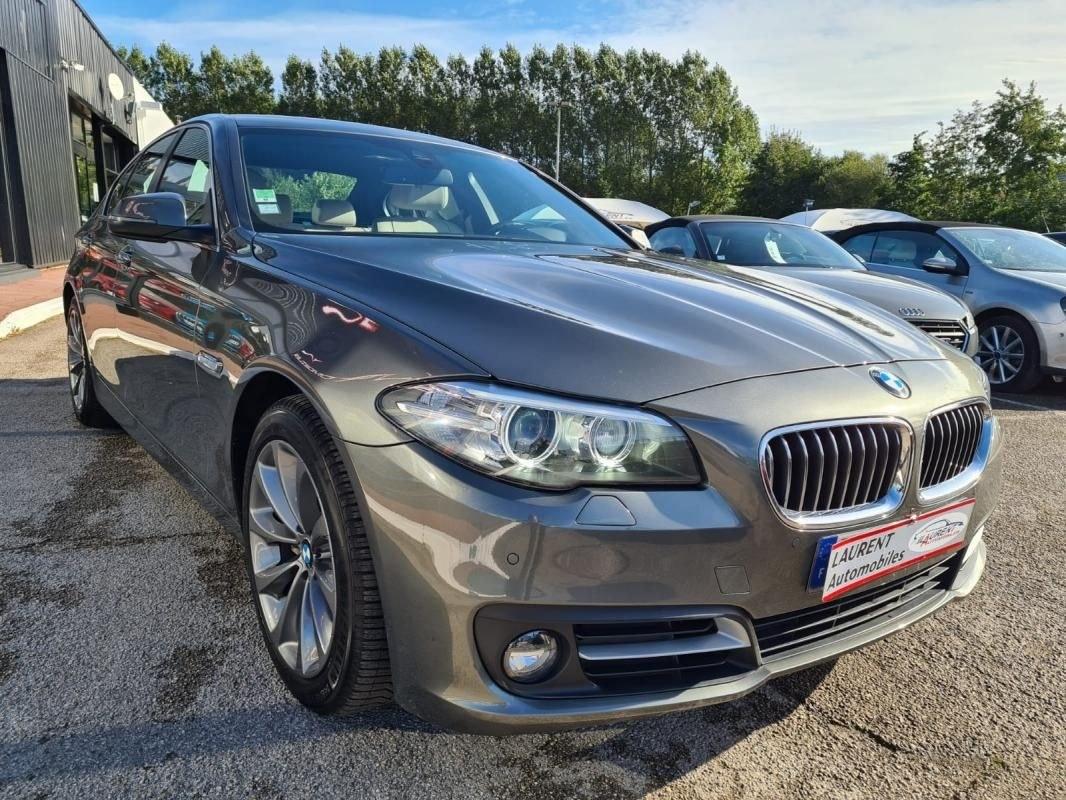 BMW Série 5 525D 218 CV GPS