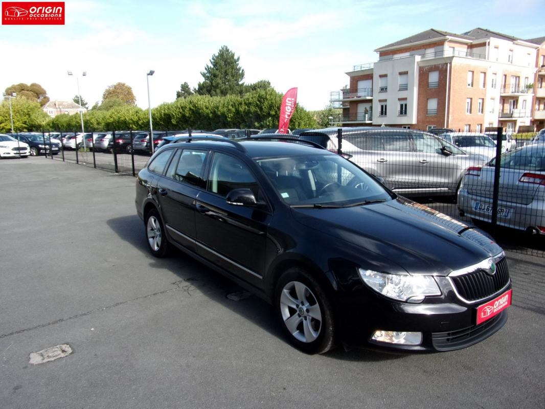 Occasion Skoda Superb Combi BONDUES 59910