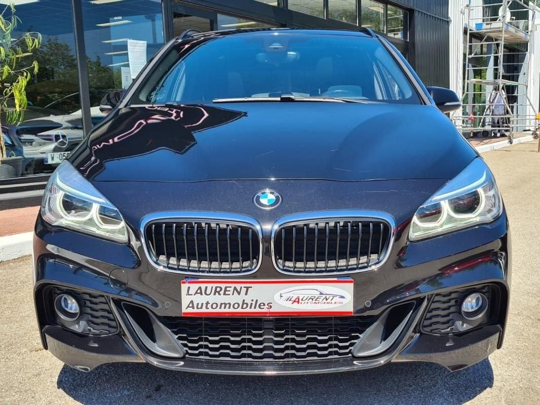BMW Serie 2 Active Tourer ACTIVETOURER 220DA 190 CV BVA GPS TEL