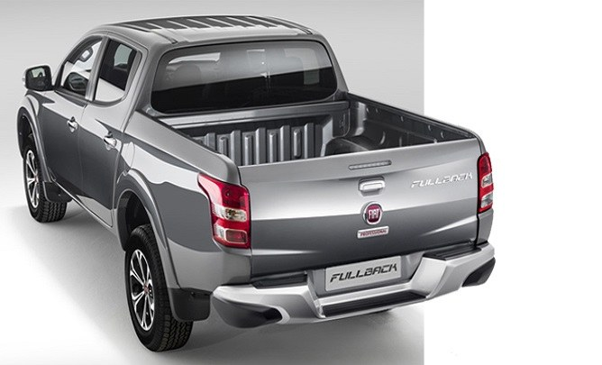 Annonce PICK UP FULLBACK