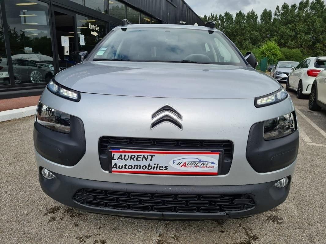 Citroën C4 Aircross BLUHDI 100 CV TEL CAM