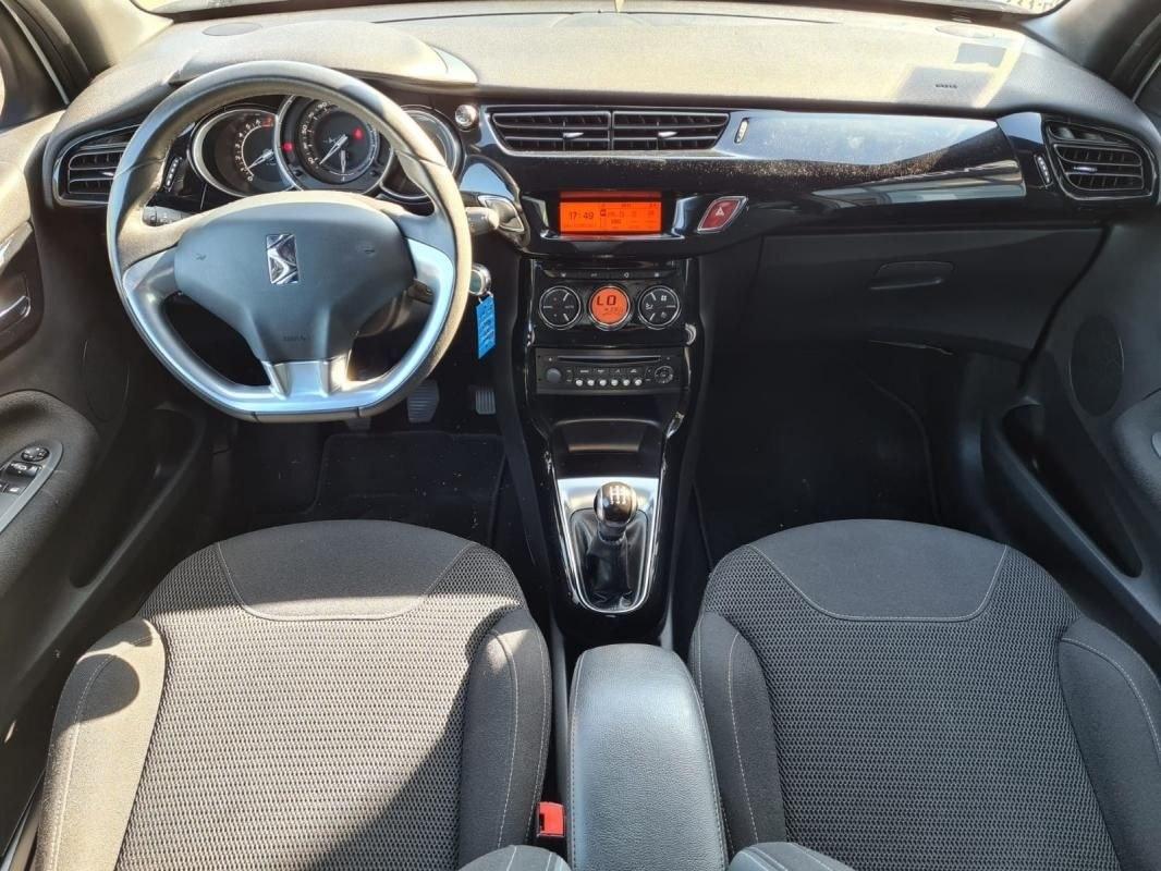 Citroën DS3 PURETECH 82 CV TEL