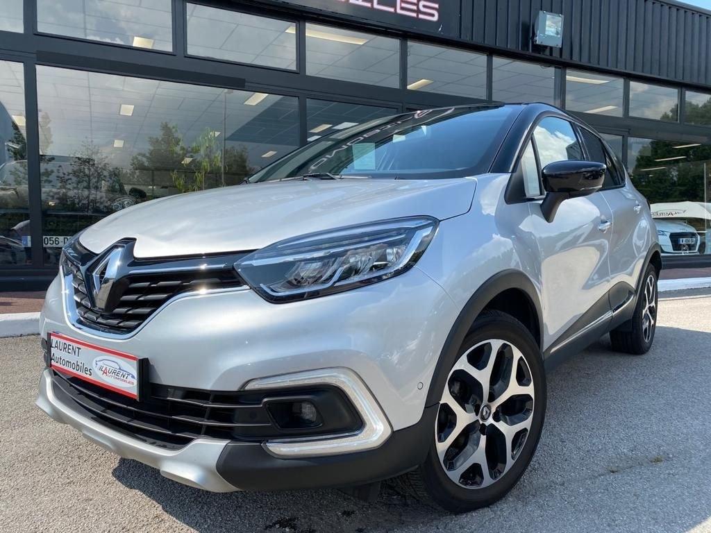 Renault Captur TCE 120 CV BVA GPS