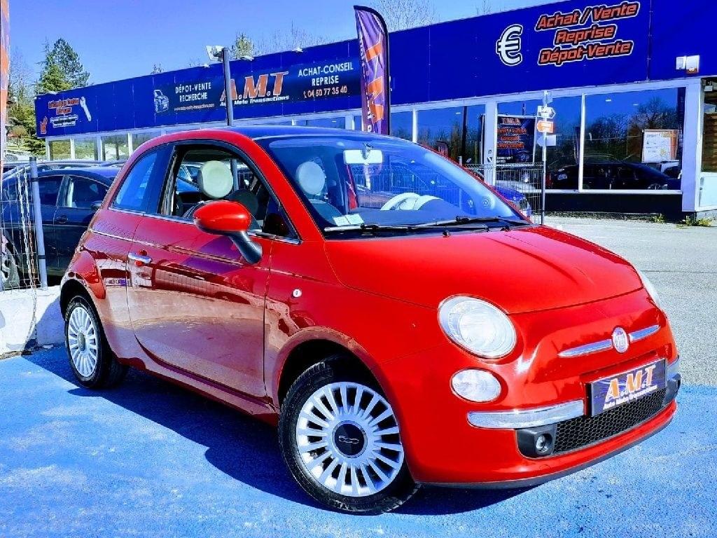 Fiat 500 1.2 8V 69 ch Lounge