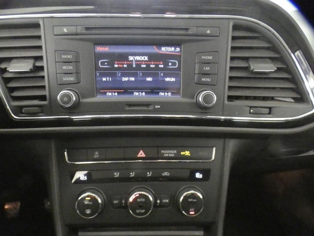 Seat Leon 1.6 TDI 105CH FAP STYLE START&STOP