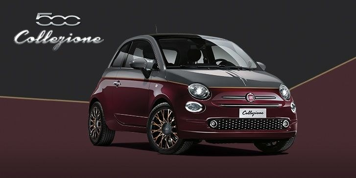 Annonce FIAT 500