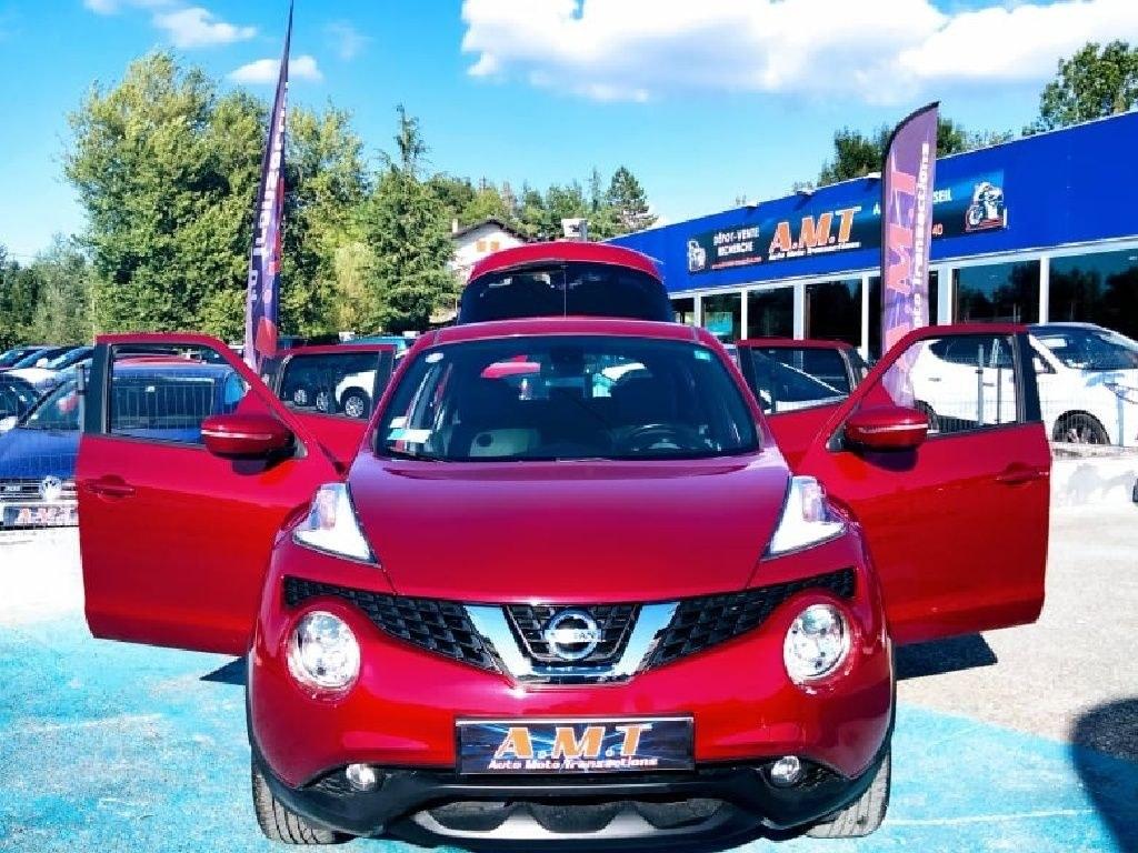 Nissan Juke 1.6e 117 Xtronic Acenta