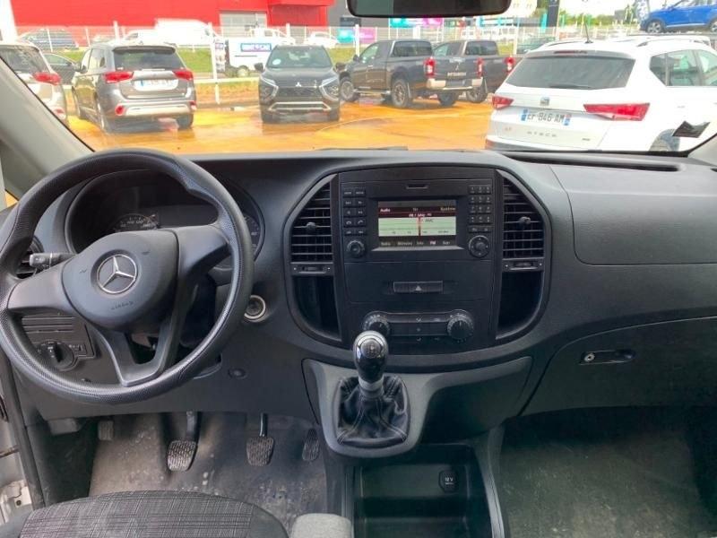 Mercedes Vito Fg 111 CDI Mixto Long Pro E6