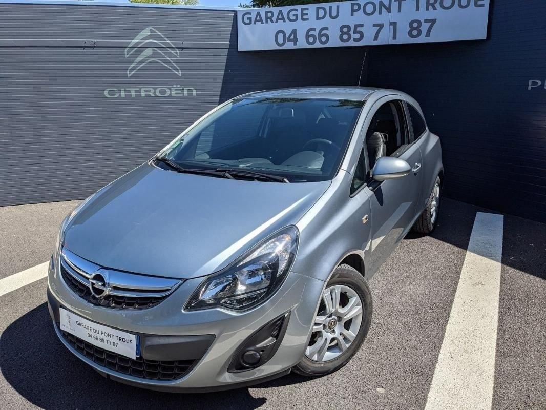 Opel Corsa 1.0 65CH GRAPHITE 3P