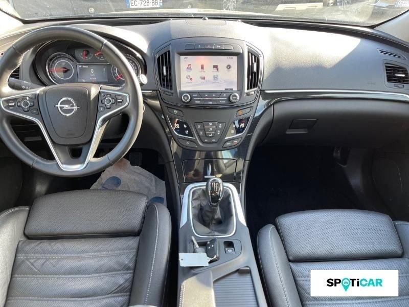 Opel Insignia 2.0 CDTI 170ch Cosmo Pack ecoFLEX Start&Stop 5p