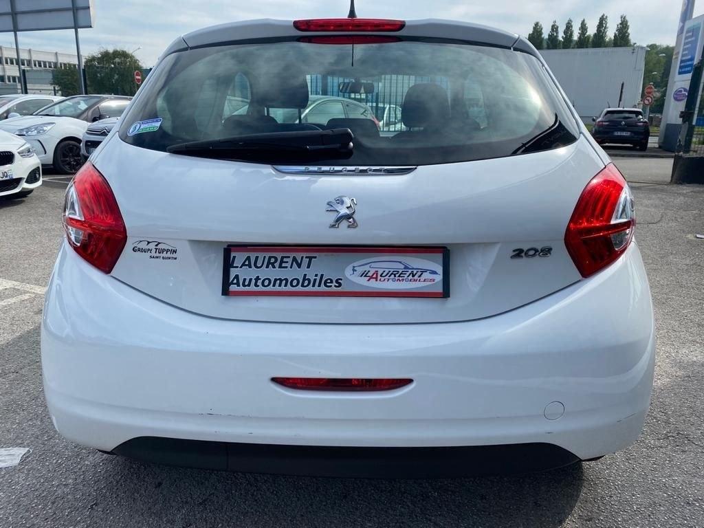 Peugeot 208 1.4 HDI 70 CV GPS BLUETOOTH