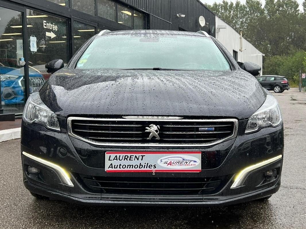Peugeot 508 SW 2.0 BLUEHDI 180 CV GPS BVA