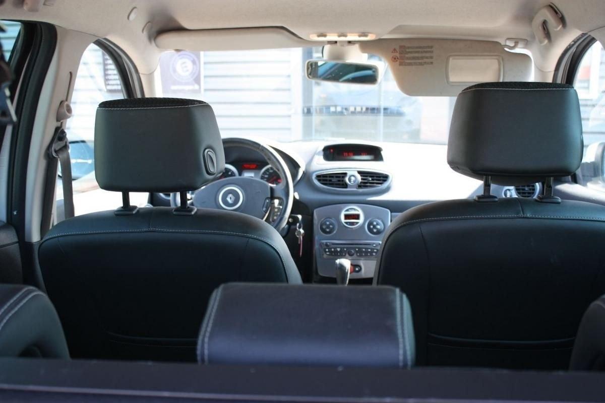 Renault Clio III Estate 1.5 DCI 85CH DYNAMIQUE QUICKSHIFT