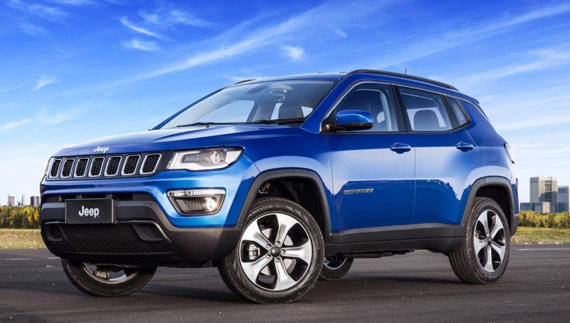 Jeep Rouen 76 Compass