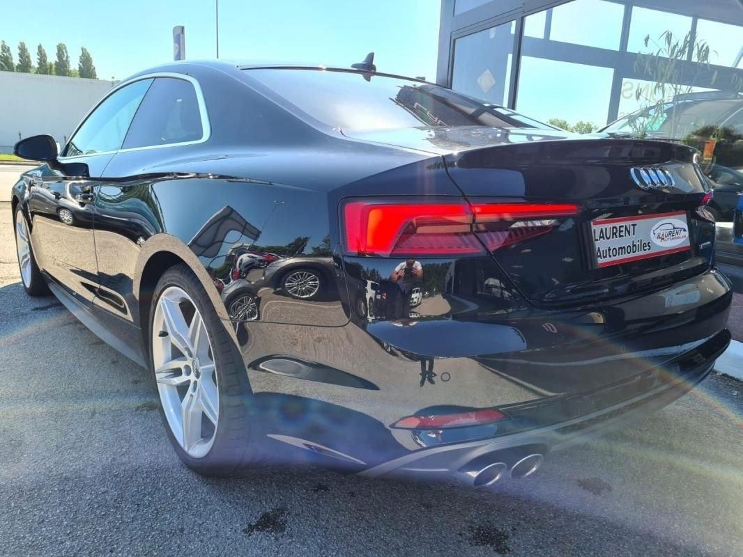 Audi A5 Coupé 2.0 TDI 190 CV GPS COCKPIT QUATTRO BVA