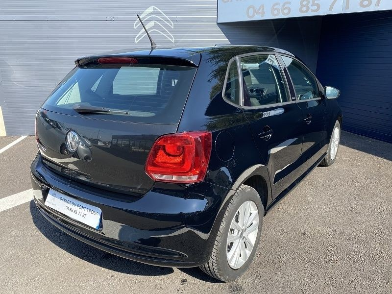 Volkswagen Polo 1.2 60CH STYLE 5P