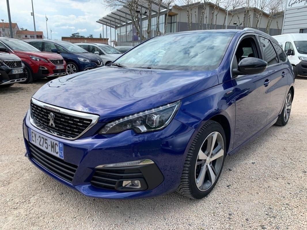 Peugeot 308 SW HDI 130 GT LINE