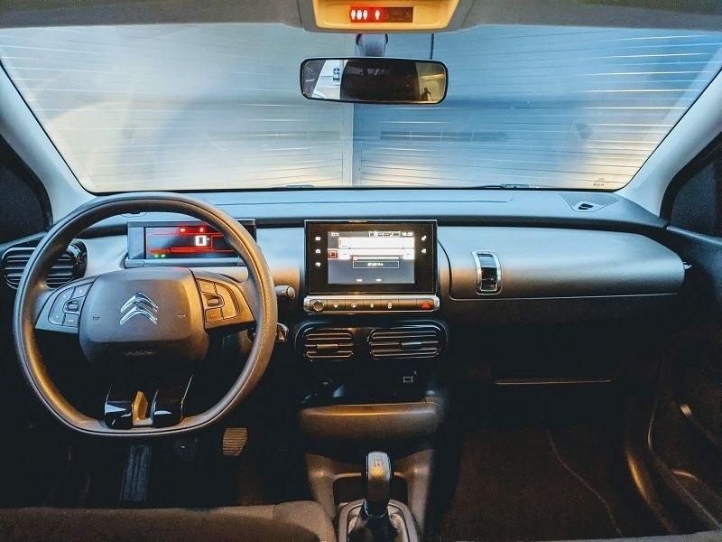Citroën C4 Cactus PURETECH 82 LIVE