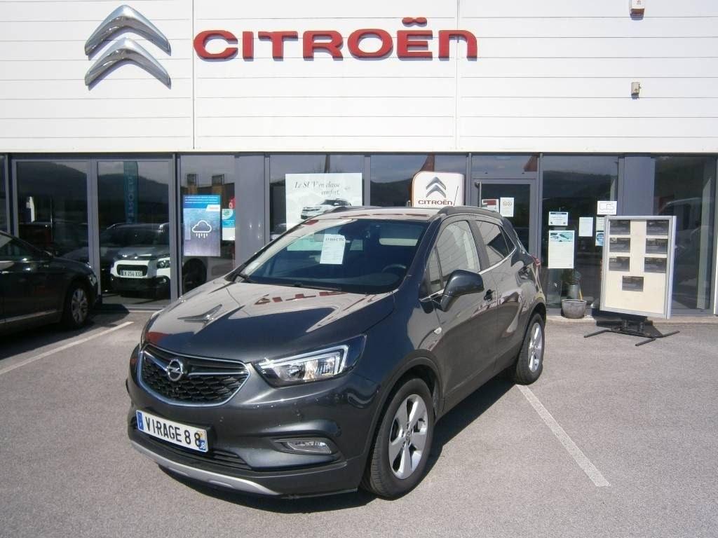 Opel Mokka X 1.4 TURBO 140 4X2 ELITE AUTO