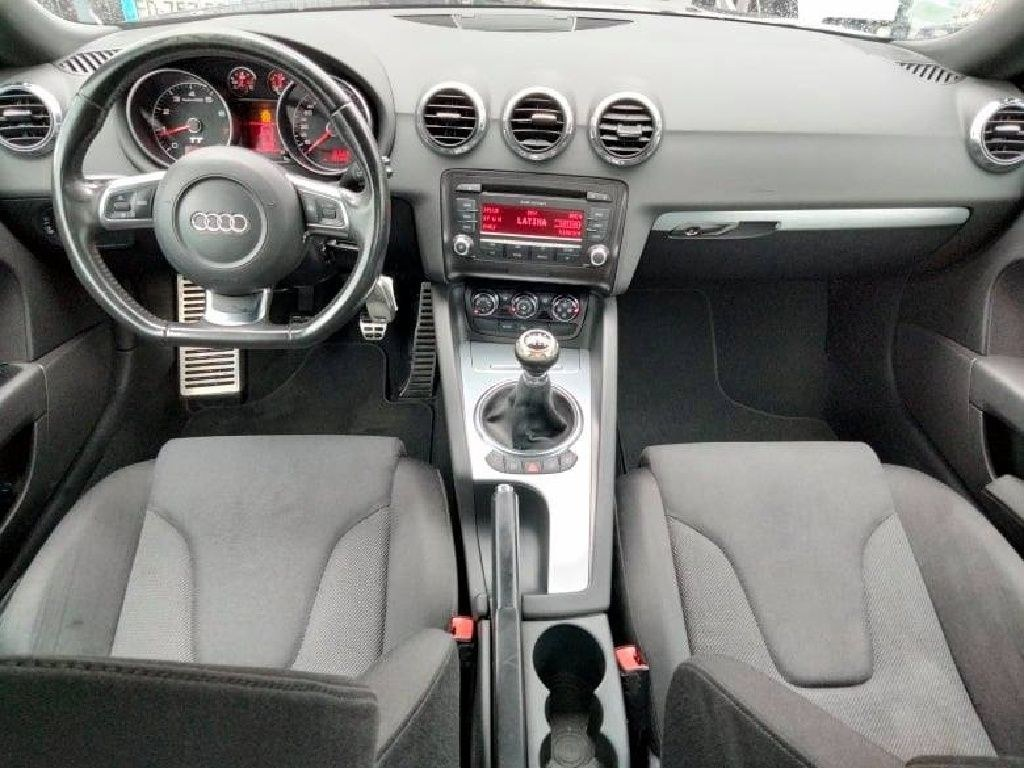 Audi TT Coupé 2.0 TFSI 200 S line