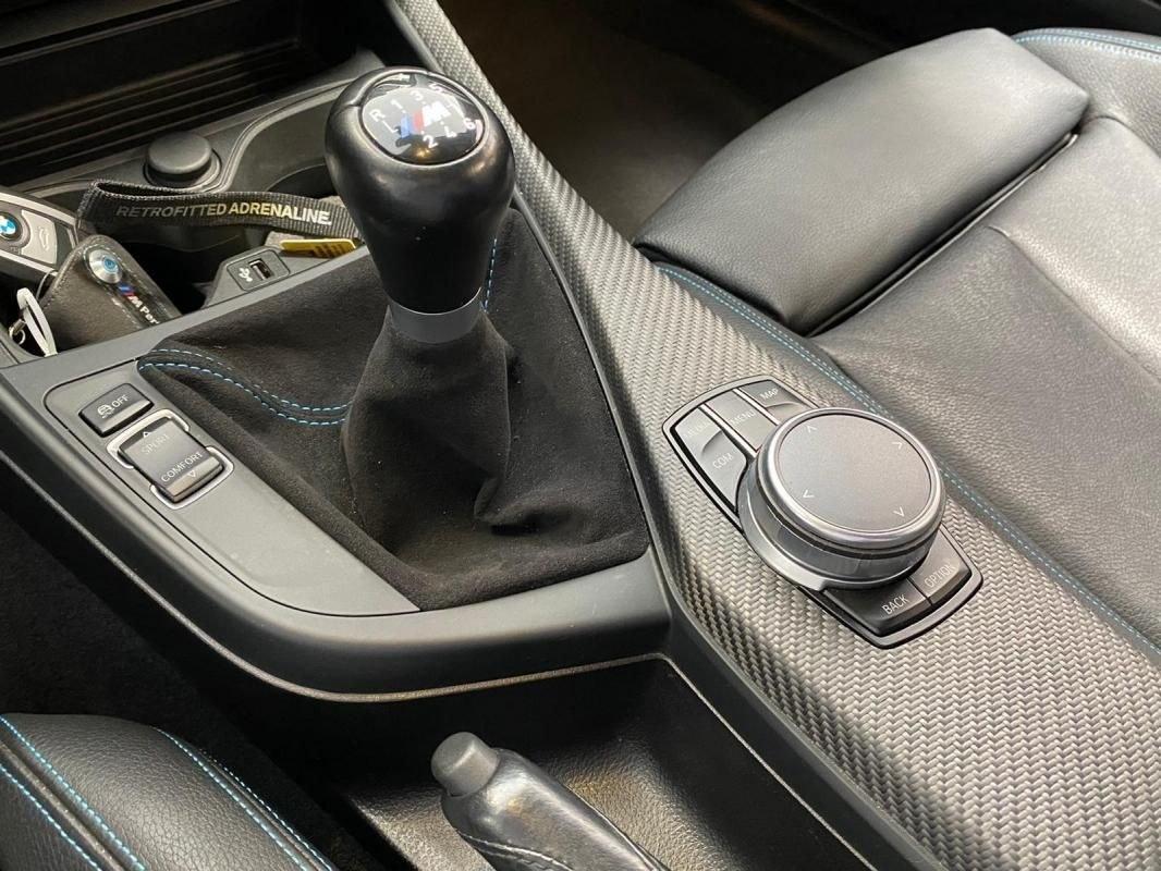 BMW M2 370 CV PACK CARBONE LIGNE M PERFORMANCE