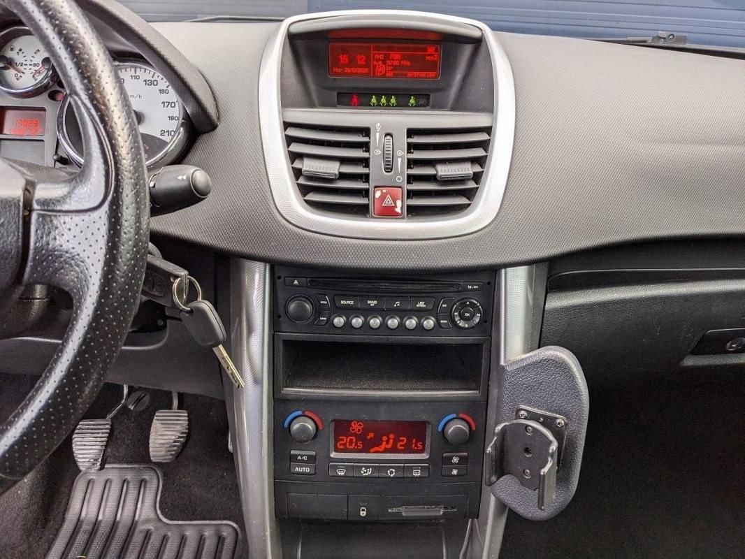 Peugeot 207 1.6 HDI110 SPORT 3P