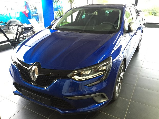 Auto Challenge Renault Sport la Ciotat