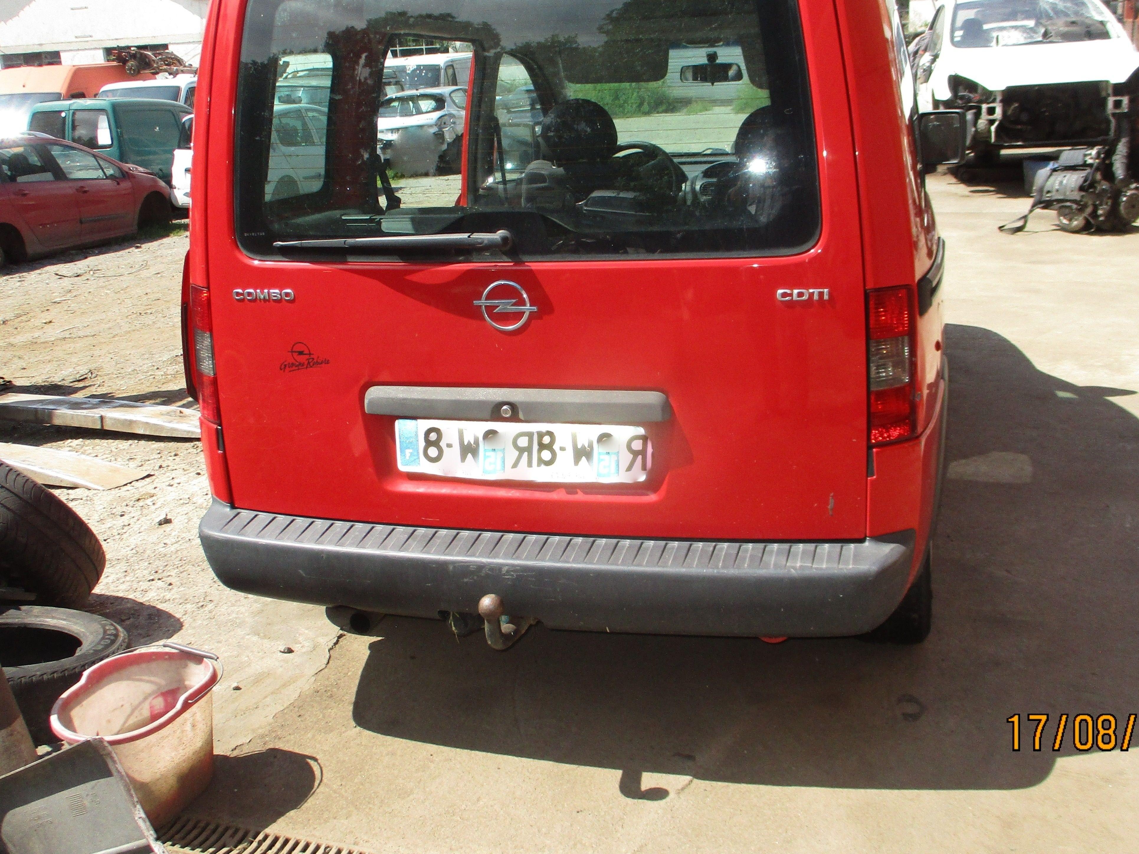 OPEL COMBO 1300 CDTI 16V 75 CV